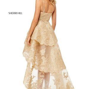 Sherri Hill Dresses - Sherri Hill Hi-Low Dress